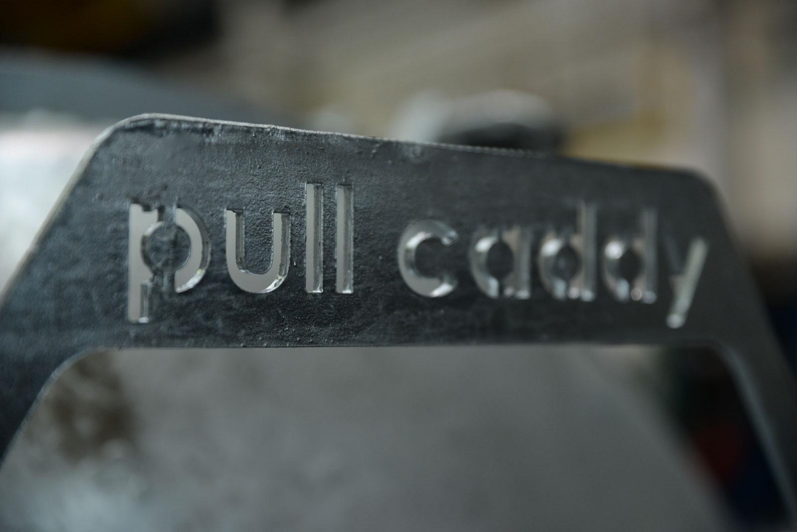 Metallo Pull - Saugfass Pull Caddy